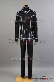 Wraith Halloween Costume Vampire Knight Kiryuu Black Cosplay Costume Vampire Knight