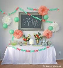 kitchen tea ideas themes 29 bridal shower themes s five things