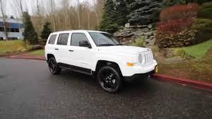 jeep patriot lifted 2015 jeep patriot sport white fd207252 redmond seattle