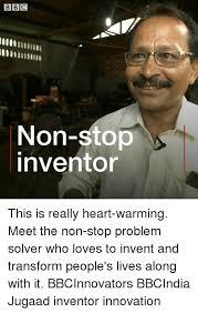 Bbc Memes - bbc an non stojp inventor this is really heart warming meet the non