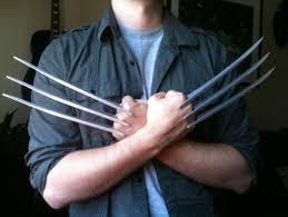 wolverine s claws wolverine archives weapon replica