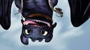 digital toothless train dragon httyd