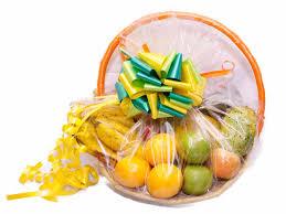 fruit basket autumn fruit basket the petal florists