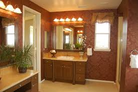 Wallpaper In Bathroom Ideas by The Beautiful Bathroom Wallpaper Ideas City Gate Beach Road