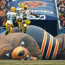 Packers Bears Memes - 22 meme internet packers crushing air bear