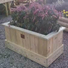 fresh idea large garden planters brilliant ideas large garden