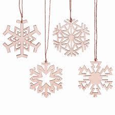 snowflake ornaments nordic wooden snowflake ornaments scandinavianshoppe