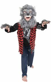 Werewolf Halloween Costume Children