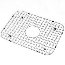 Kitchen Sink Protector Grid by Amazon Com Houzer Bg 2500 Wirecraft Kitchen Sink Bottom Grid