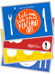 kids placemats tools for keeping kids happy at restaurants dover sticker books
