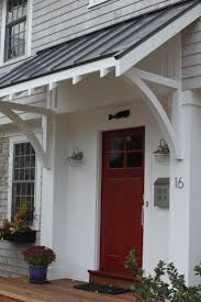 Front Porch Awnings Front Doors Good Coloring Small Porch Over Front Door 55 Small