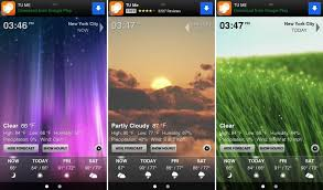 the best weather app for android best new android apps of the month august 2012 edition