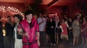 michael jackson u0027s thriller halloween wedding dance youtube