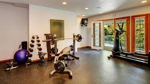 home gym flooring ideas photos