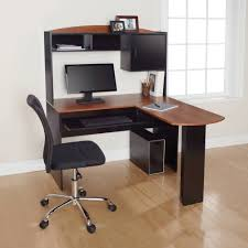 Office Computer Desk Office Desk Desk And Hutch Set Black Computer Desk With Hutch
