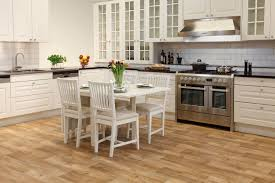 Best Flooring For Kitchen by Kitchen Flooring Pine Hardwood Brown Vinyl For Medium Wood