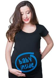 maternity t shirts tee baby inside t shirt inspired t shirts