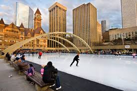 the top 25 outdoor skating rinks in toronto by neighbourhood