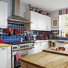 blue kitchen tiles ideas kitchen tile ideas ideal home