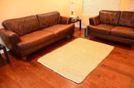 Jute Area Rugs Jute Area Rug Handmade 4 X 7 Ft Fiber Beige Living Room