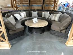 Costco Patio Furniture Sets Costco Patio Furniture Clearance Amazing Design Brown