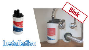 Water Filter Systems For Kitchen Sink Installing Cf 12ch Water Filter Sink Washstand Kitchen