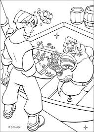 treasure planet 17 coloring pages hellokids