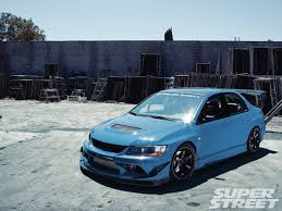 the mitsubishi e evolution wants 2005 mitsubishi lancer evolution viii super street magazine