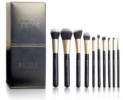 professional makeup brushes 10 piece set 127 value u2013 kirei