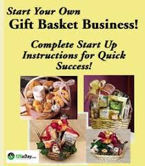 gift basket business start your own gift basket business information websites