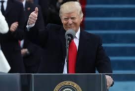 donald trump presiden amerika trump angkat sumpah presiden amerika syarikat ke 45 astro awani