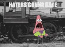 Patrick Moving Meme - patrick moving meme gifs tenor