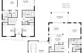 16 x 32 house plans homes zone house plan plans story australia homes zone small two mvrdv