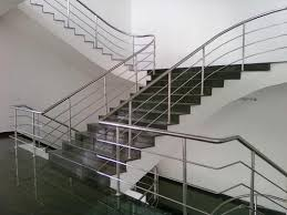 Stainless Steel Banister Rail Stainless Steel Railing Galaxy Stainless Steel Fabricators