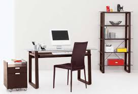 Solid Wood Computer Desk Modern Style Solid Wood Office Furniture With Solid Wood Computer