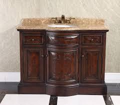 Granite Top Bathroom Vanity by Amazing Of 48 Inch Bathroom Vanity With Granite Top Bathroom