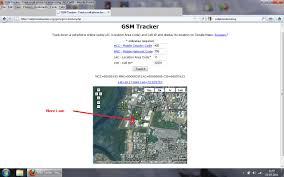track your location without using gps using lac and cid 3 steps