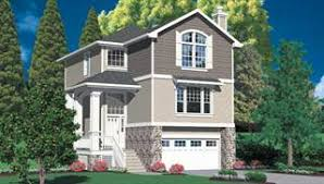 house plans with garage underneath drive under house plans ranch style garage home design thd