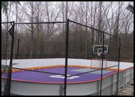Backyard Hockey Download Sport Court Ontario Game Courts Tennis Basketball Indoor Court