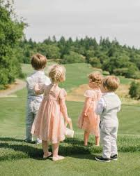 7 ways to keep flower girls and ring bearers happy martha