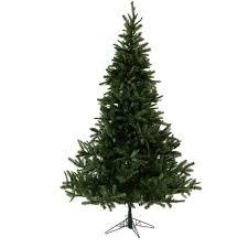 fraser hill farm 7 5 ft pre lit foxtail pine artificial christmas