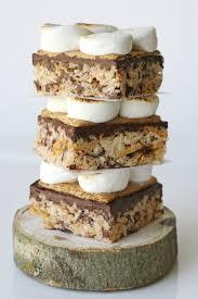 s u0027mores rice krispies treats recipe u2013 glorious treats