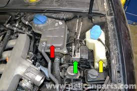 audi a4 b6 abs control module replacement 2002 2008 pelican