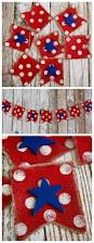 red white and blue 4th of july banner eighteen25