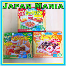 kracie popin cookin 3 item set a japan mania the best place to