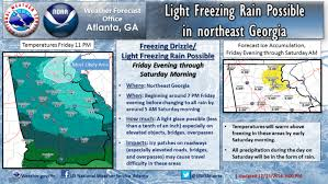 Georgia travel forecast images Athens ga weather for friday december 16 2016 png