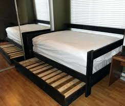 daybed trundle bed frame queen mattress daybed frame daybed style