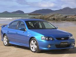 ford ba falcon xr6 turbo 2002 pictures information u0026 specs