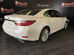 2017 lexus es 350 white used 2017 lexus es 350 4dr sdn 4 door car in edmonton ab l12621