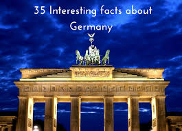 35 interesting facts about germany you must tunnelist